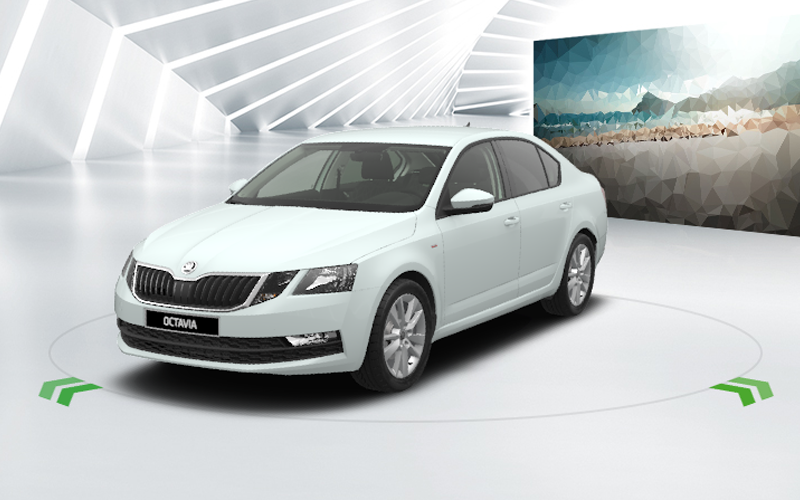 skoda octavia clever 1 0 tsi 6 gang. Black Bedroom Furniture Sets. Home Design Ideas